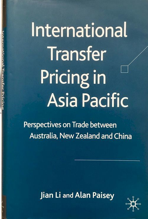 Transfer Pricing in Asia Pacific